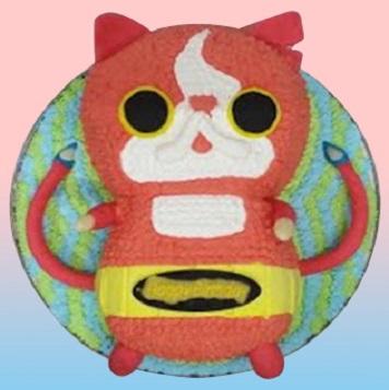 吉胖貓3D造型蛋糕
