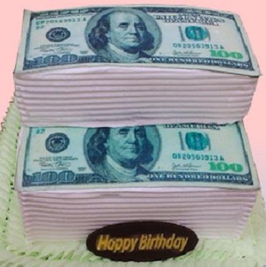 美金3D數位蛋糕