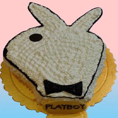 PLAYBOY兔兔蛋糕