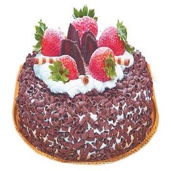 義式冰淇淋-草莓黑森林蛋糕