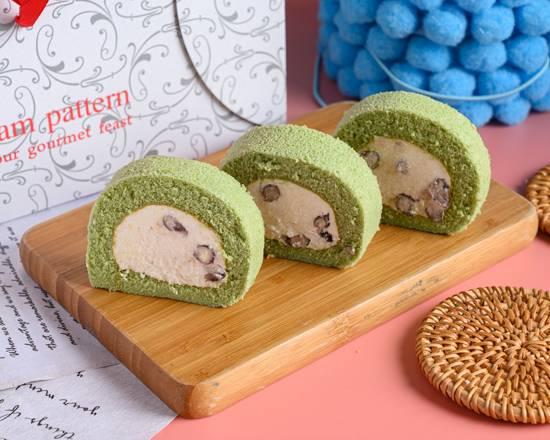 日式生乳捲小蛋糕